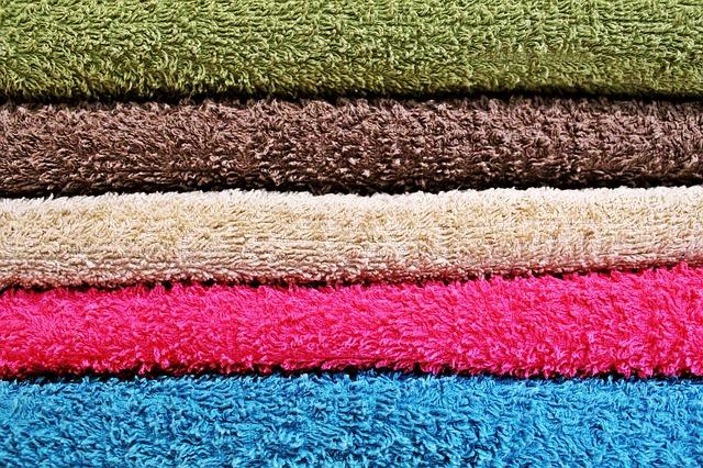 【旅行やジムに】どこまでタオルをコンパクトにできるか?6種類比較レビュー(女性向け)